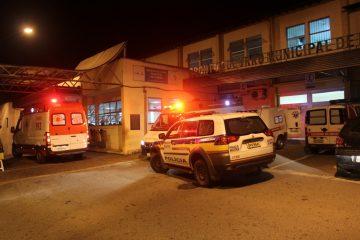 Homem é alvejado com tiro na cabeça no bairro Gabiroba; suspeito é o próprio irmão