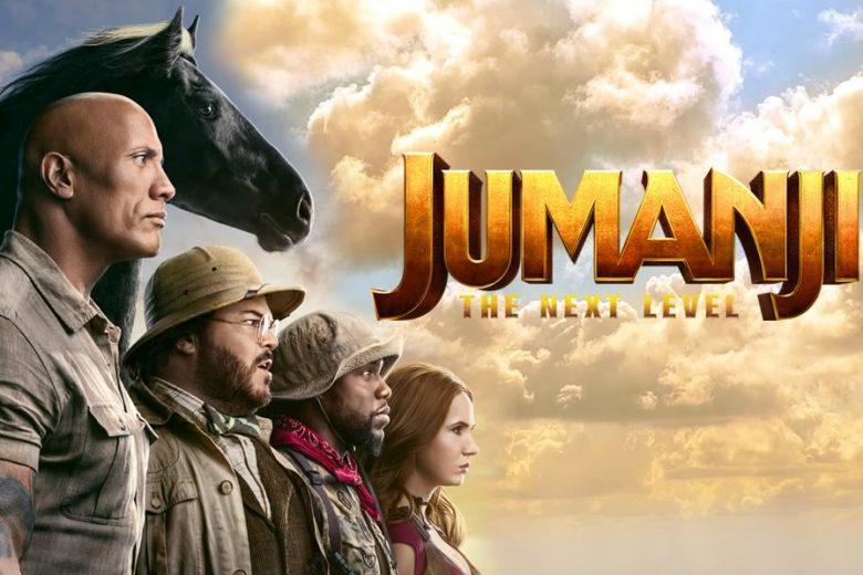 "Espaço Cinemax: ""Jumanji: Próxima Fase"""
