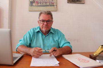 Recuperação do Valério passa por reestruturações físicas e administrativas, diz presidente