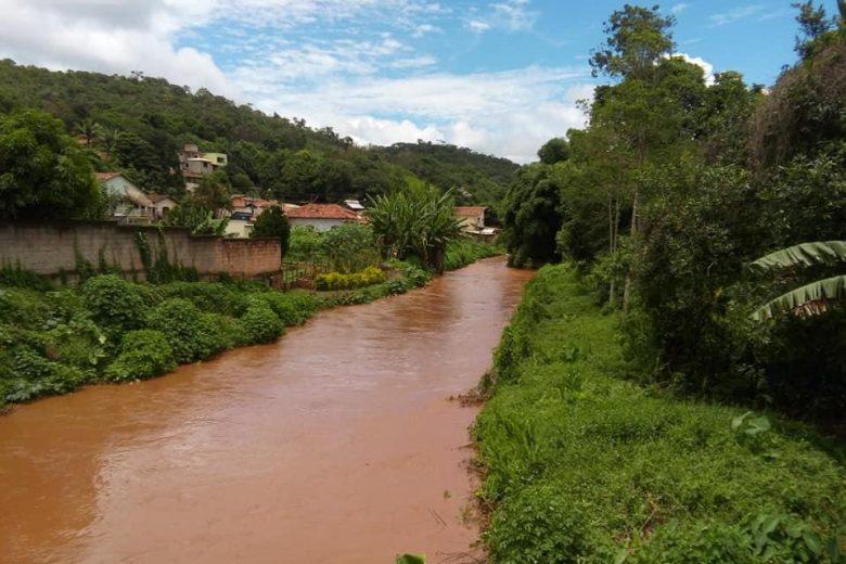 Barão recebe verba da Vale para dragagem do rio São João