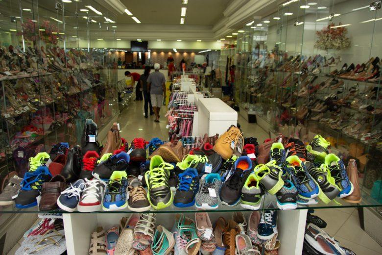 Zarp Calçados: Mês de janeiro com diversos produtos em liquidação