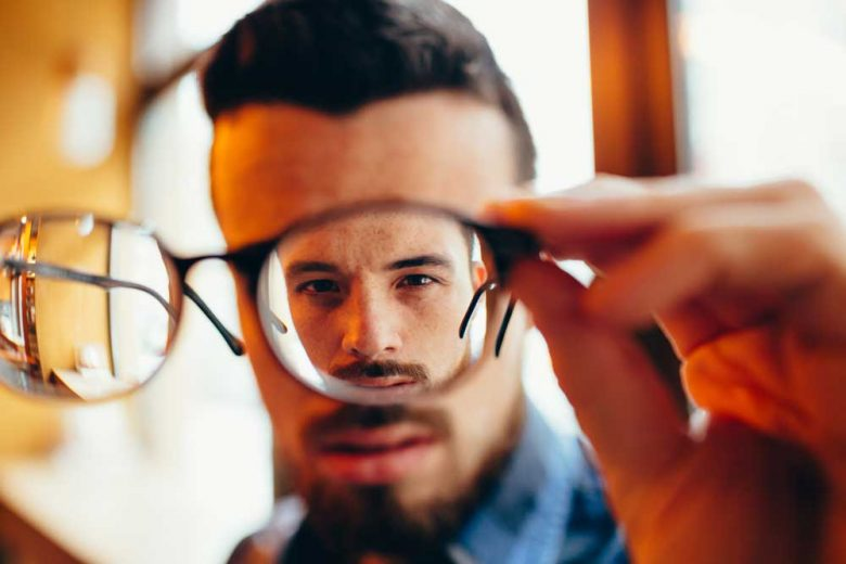 Como acionar a garantia ou assistência técnica dos seus óculos