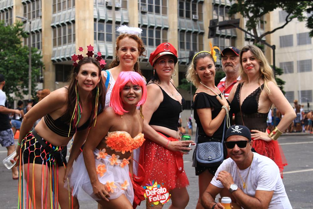 A irreverência do Carnaval de BH