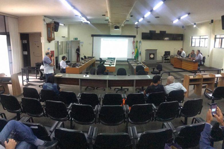 Vereadores ignoram prestação de contas da Prefeitura de Itabira