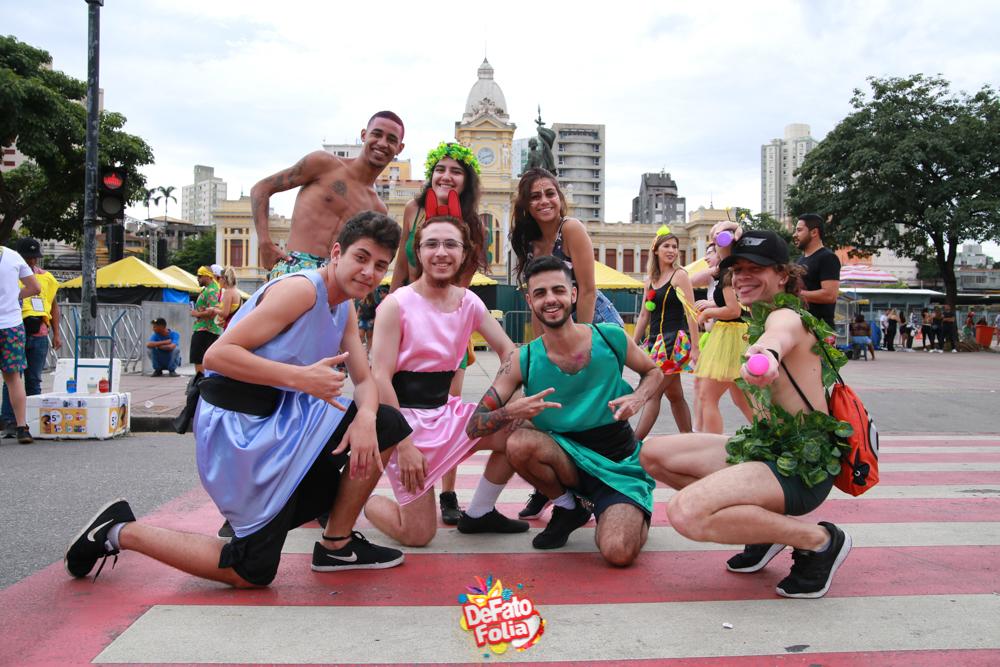 FOTOS: Então, Brilha! dá boas-vindas ao carnaval de BH