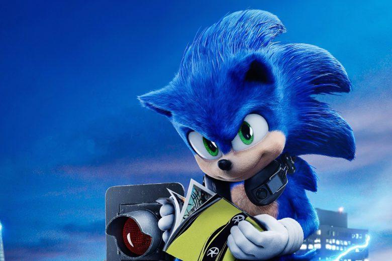"""""""Sonic: O Filme"""" estreia no Espaço Cinemax Itabira"""