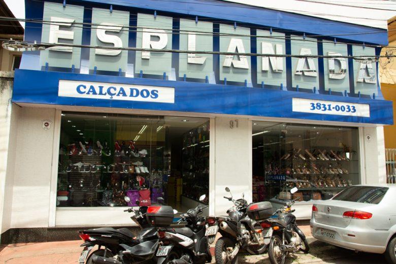Esplanada Calçados apresenta novidades na coleção de verão; veja fotos!