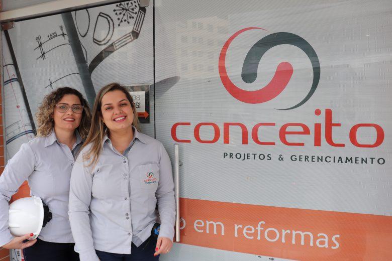 Mulheres nas obras: engenheiras da Conceito Projetos e Gerenciamento conquistam mercado em Itabira