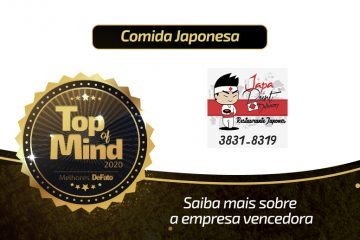 Japa Point – empresa Top of Mind 2020