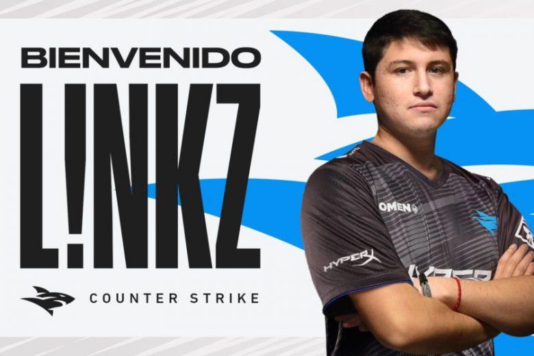 CS:GO: Isurus anuncia a contratação do L!nKz^ para o elenco