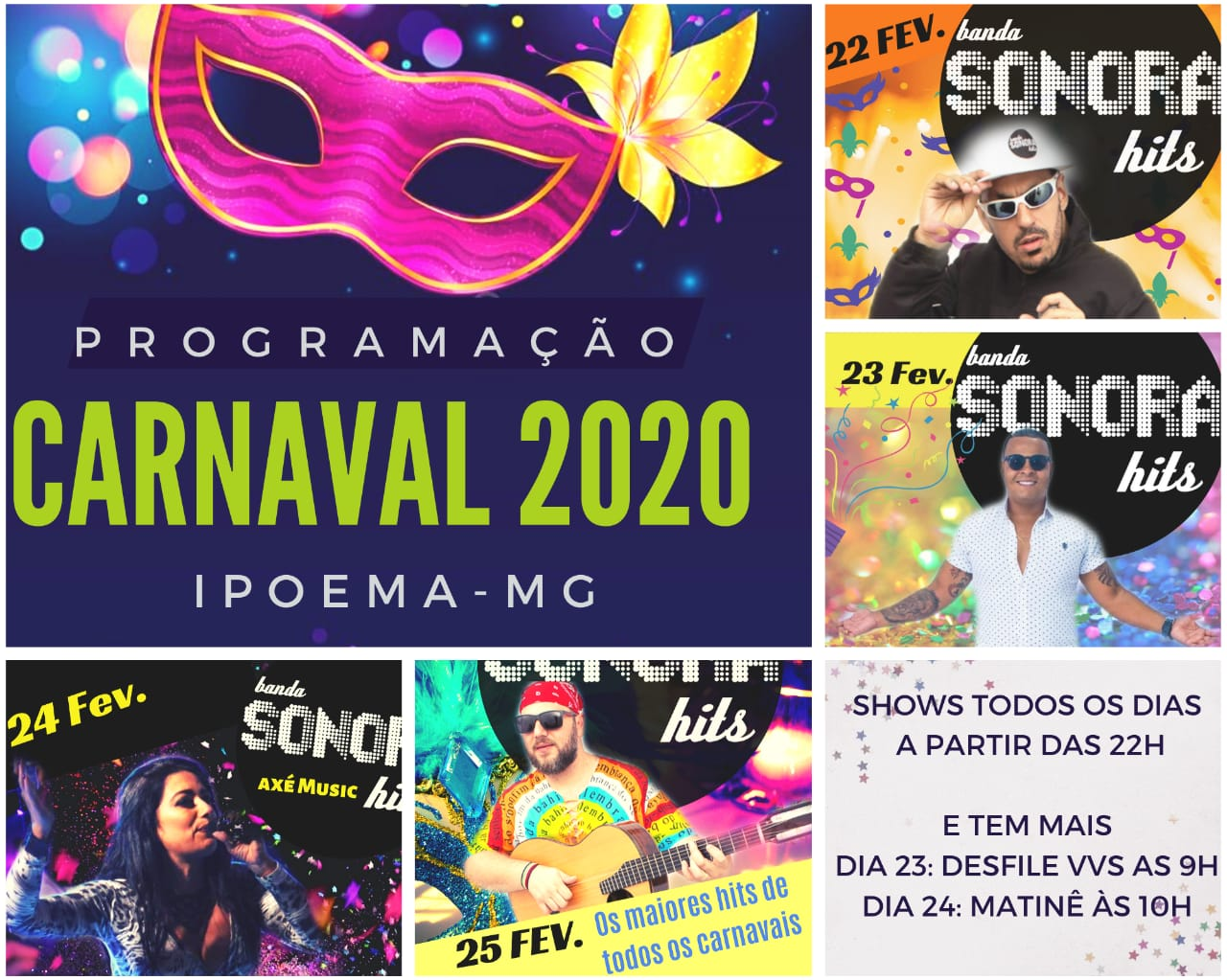 Carnaval em Ipoema