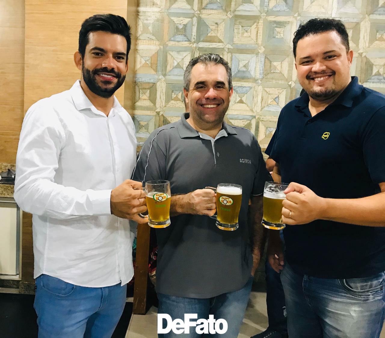Happy Hour Empresarial da Associação Comercial de João Monlevade (Acimon)