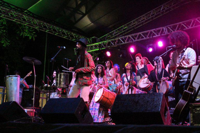 Bloco Valentinas chega ao Festival de Verão do Vale do Aço nesta quinta