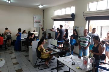 Cartório Eleitoral de Itabira realiza 174 atendimentos em mutirão