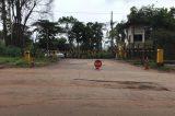 Prefeitura volta a interditar acesso entre bairro Pará e estrada 105