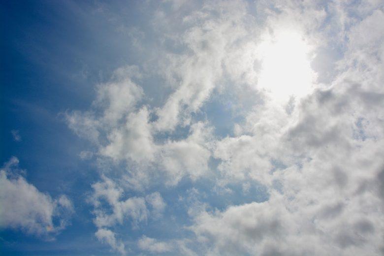 Previsão do tempo: segunda-feira deve ser nublada com possibilidade de chuva