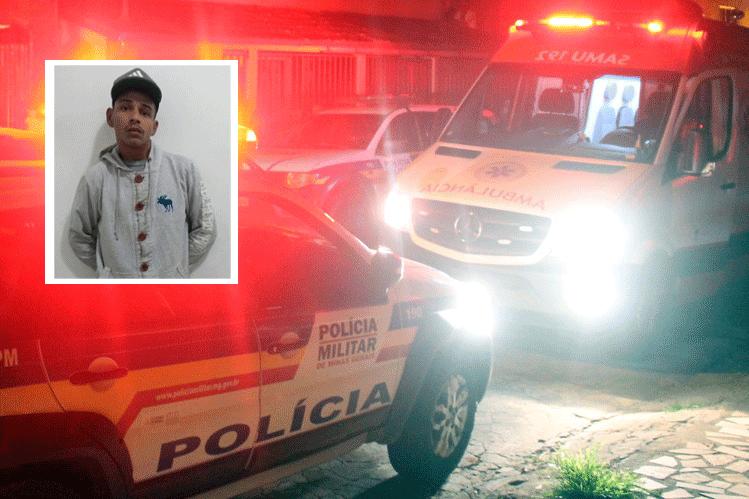 Rapaz de 22 anos é executado a tiros no bairro Juca Rosa, em Itabira