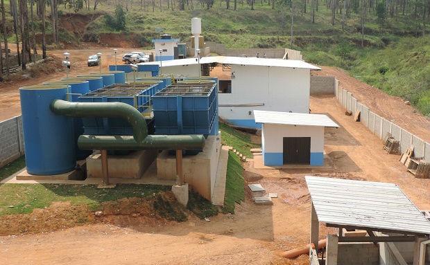 Itabira: fornecimento de água é restabelecido na maior parte da cidade; região do Campestre segue com problemas