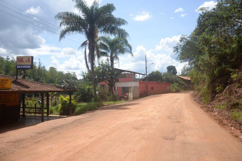 São Gonçalo assume asfaltamento de estrada entre BR-381 e Peti