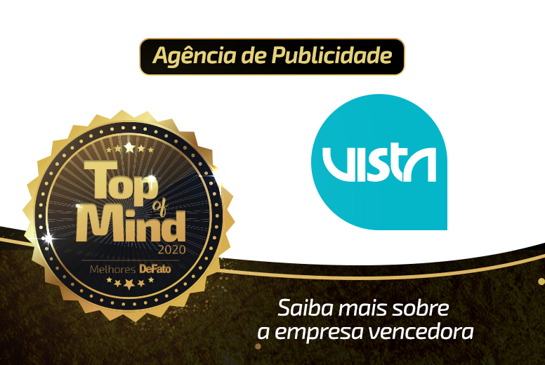 Vista Comunicação – empresa Top of Mind 2020