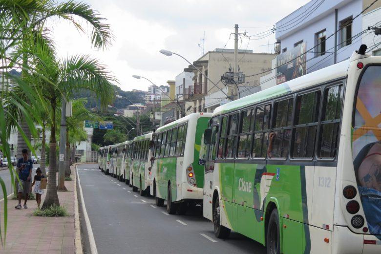 Transporte público em Itabira permitirá apenas passageiros sentados