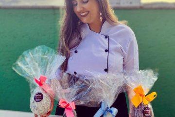 GranChef comemora um ano e inova com ovos de Páscoa com recheios criativos