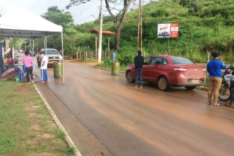 Dom Joaquim retira barreiras sanitárias e decide usar recursos para testar população