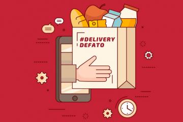 Delivery DeFato: opções de estabelecimentos com entrega na sua casa; confira!