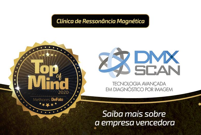 DMX SCAN  – empresa Top of Mind 2020