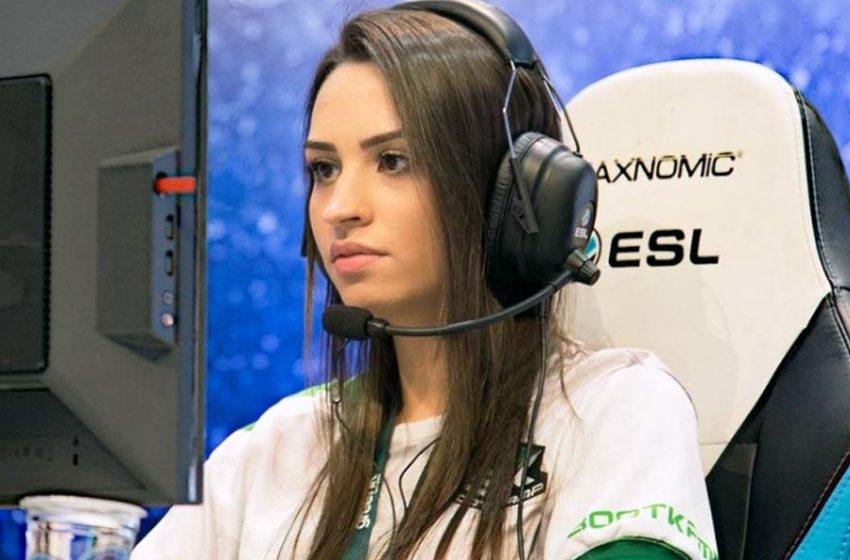 CS:GO: Ex-jogadora shAy é condenada por estelionato e entra em recurso