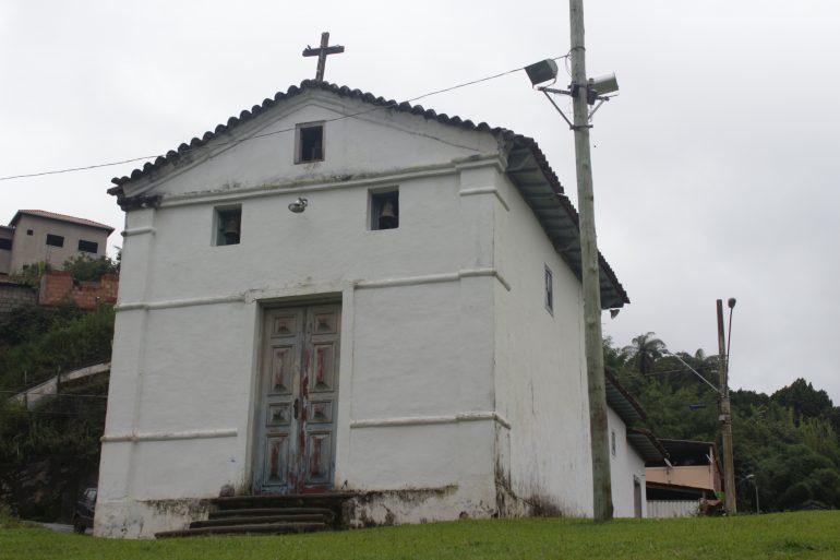 Primeira capela de Minas Gerais, localizada em Mariana, será restaurada