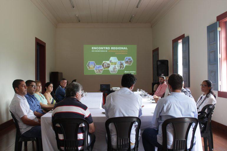 Mariana sedia Encontro de Secretários de Desenvolvimento Econômico