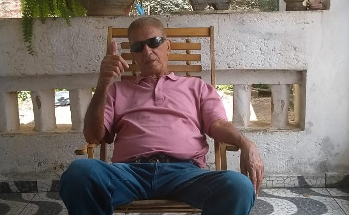 Morre aos 85 anos ex-vereador de Conceição, Vicente Galo