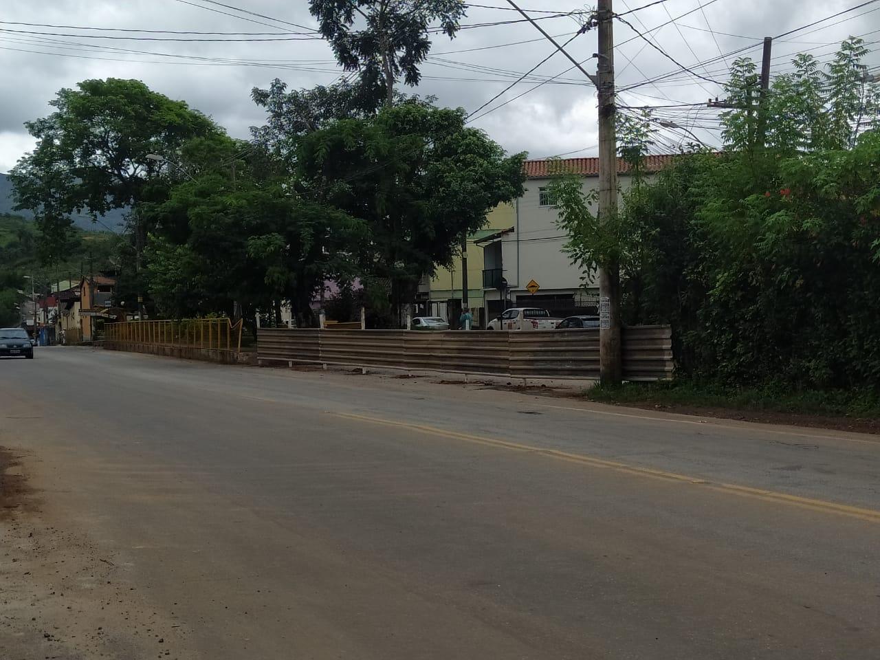 Com dois casos de coronavírus confirmados, Mariana adota barreiras sanitárias