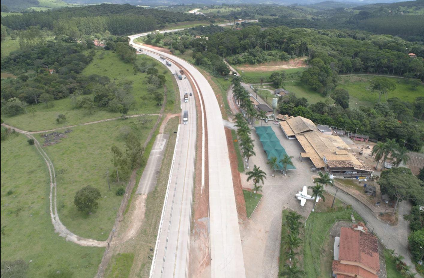 BR-381: Dnit libera nove quilômetros de pista totalmente duplicada entre Barão e Bom Jesus
