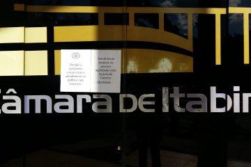 Câmara de Itabira adota regras de quarentena e suspende serviços