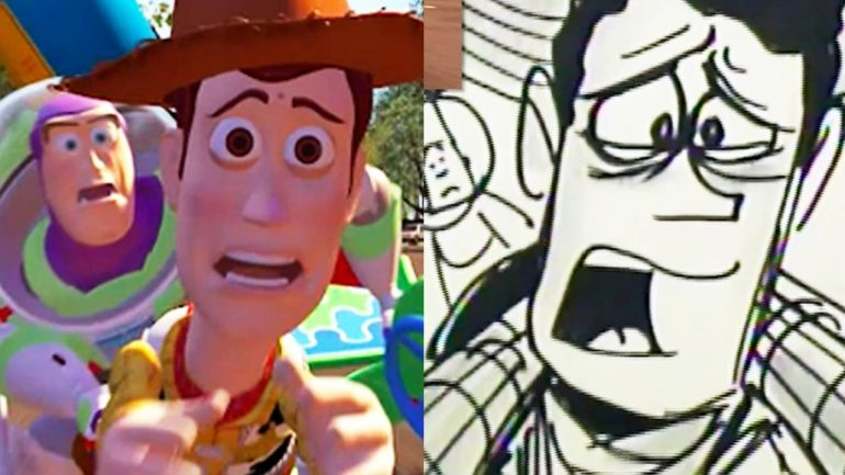 Toy Story 4 | Vídeo compara os storyboards com a versão final do filme