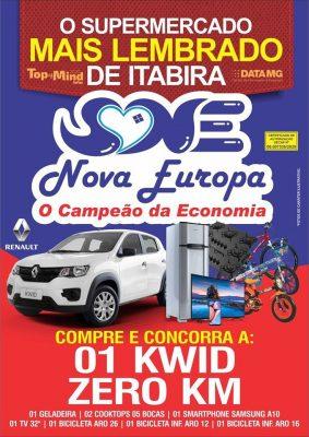 nova-europa-retribui-reconhecimento-dos-itabiranos-com-sorteio-de-carro-e-outros-premios