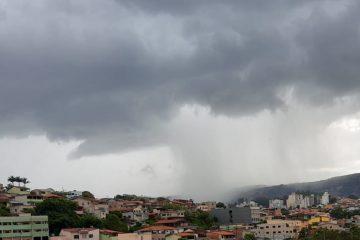 Sábado será marcado por baixas temperaturas em Itabira e região