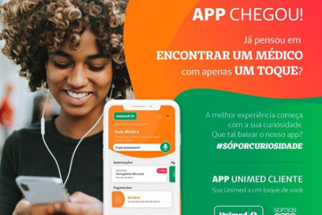 Unimed Cliente é o novo app da Unimed Itabira