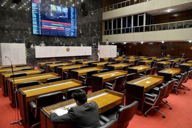 Deputados mineiros aprovam uso de emendas parlamentares contra pandemia