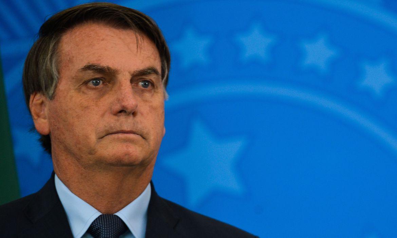 Pesquisa mostra Bolsonaro na liderança da corrida eleitoral de 2022