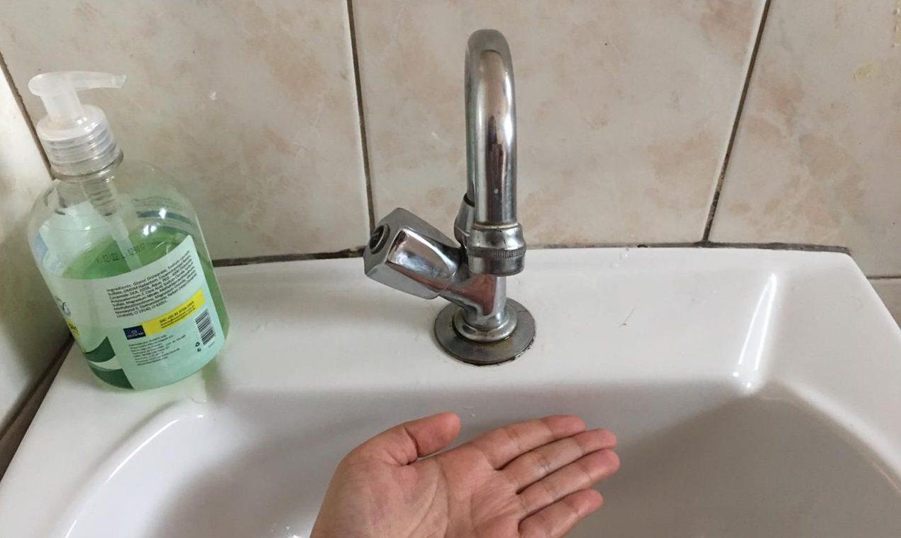 Bairros de Conceição têm abastecimento de água interrompido nesta segunda-feira