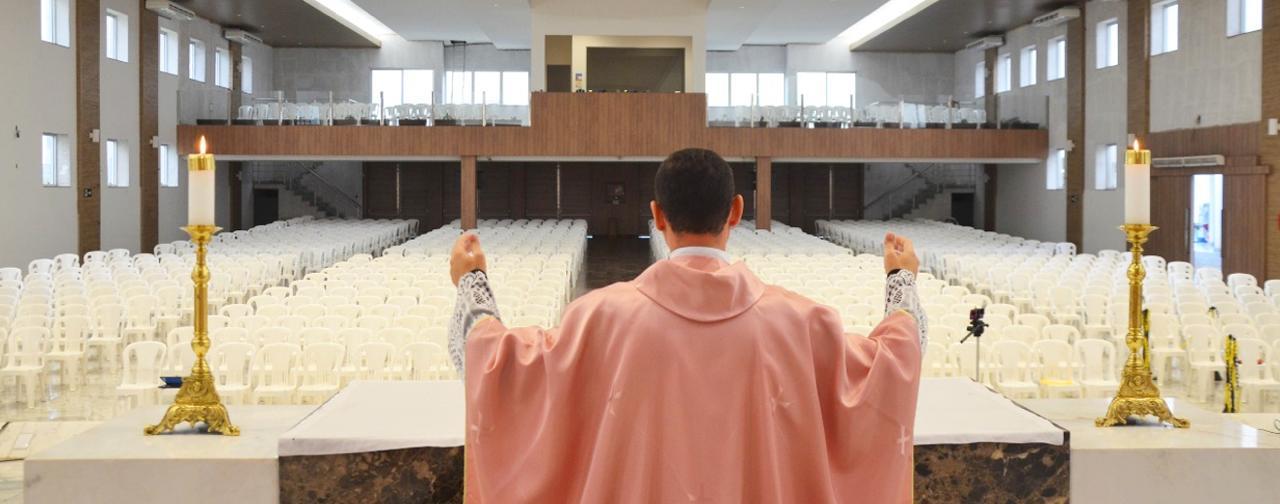 Santuário em Itabira terá missa pelo fim do Coronavírus neste sábado