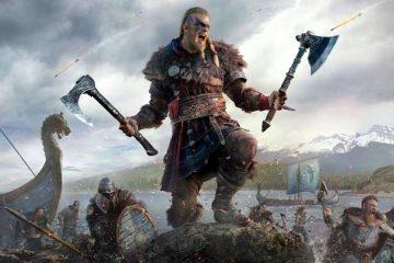 Ubisoft divulga primeiro trailler do Assasin's Creed Valhalla; assista