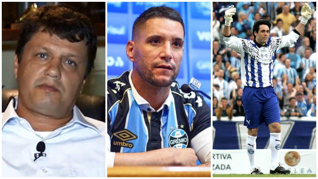 """Adilson admite desejo de voltar ao Grêmio, fala sobre Thiago Neves e relembra polêmica com Danrlei: """"Nada contra a pessoa"""""""