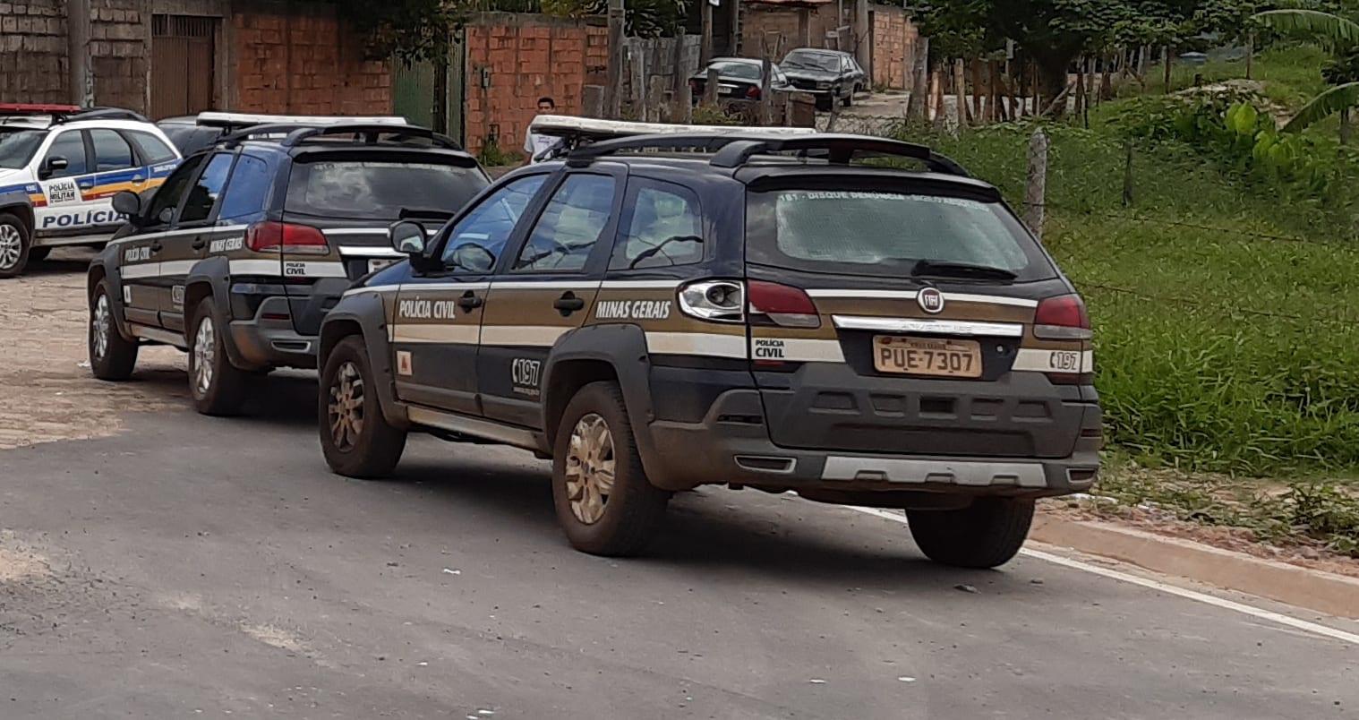 Polícia Civil prende suspeito de ser autor de homicídio no Pedreira