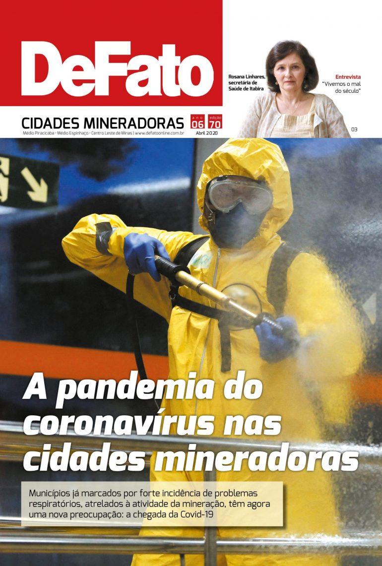 Jornal Cidades Mineradoras – Edição 70
