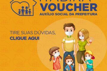 Itabira Voucher chega a 4,8 mil solicitações de auxílio