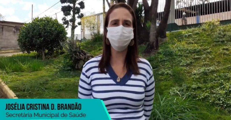 Secretária de Saúde de Rio Piracicaba é o segundo caso de covid-19 no município